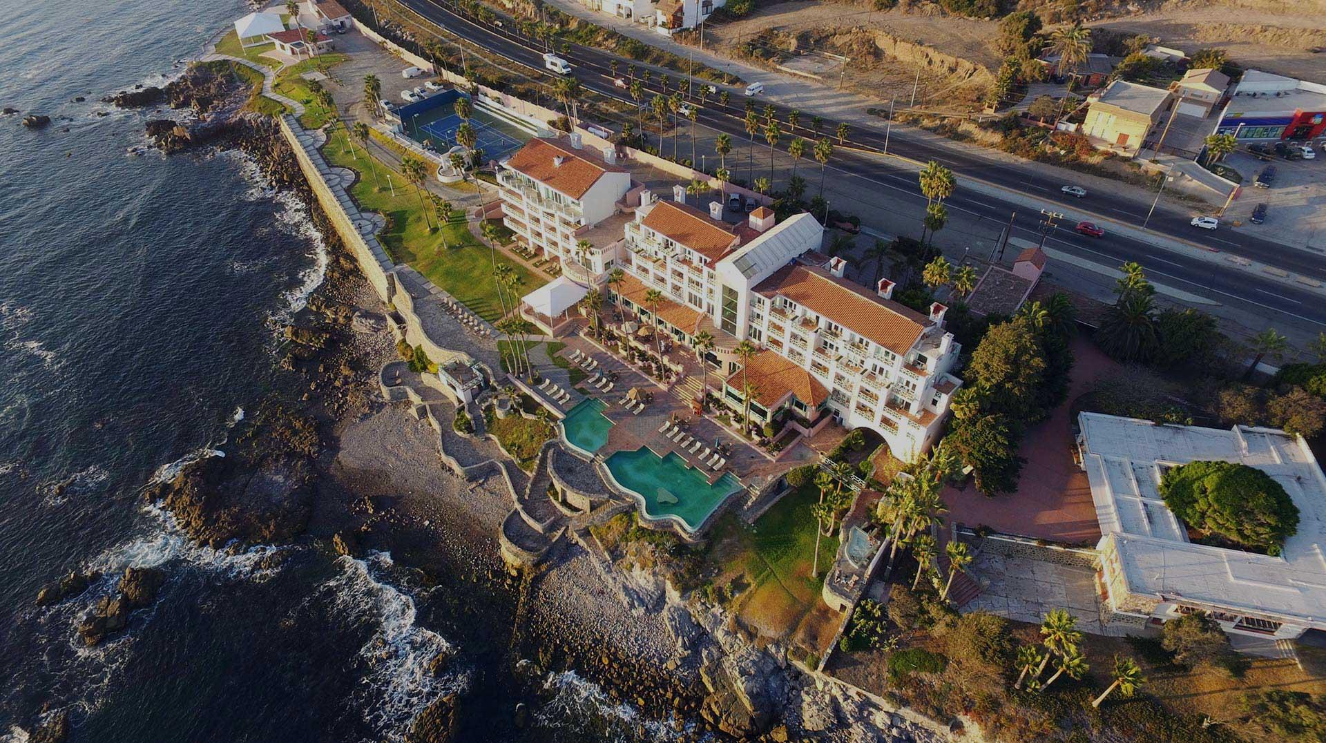 Las Rosas Hotel Ensenada