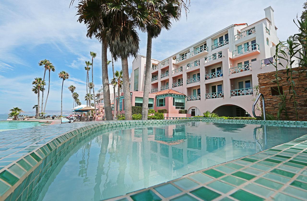 Las rosas hotel spa ensenada baja california - Hotel las gaunas en logrono ...